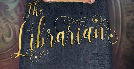#Giveaway Cover Reveal THE LIBRARIAN by Christy Sloat @ChristySloat