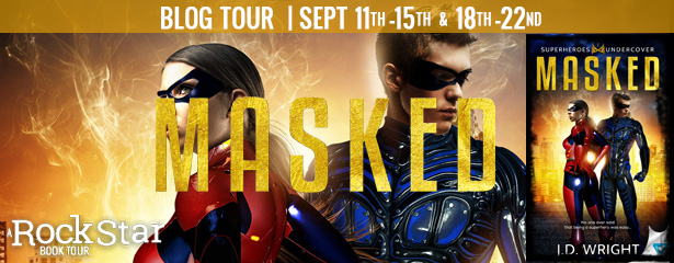 $20 #Giveaway Interview MASKED by J.D. Wright @everealmbyjdw @limitlessbooks 9.25