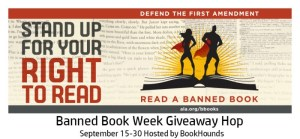 Banned Book Week #Giveaway Hop #win $10 (Int)