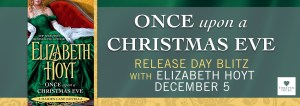 #Giveaway Once Upon a Christmas Eve by Elizabeth Hoyt @elizabethhoyt @ForeverRomance Ends 12.12