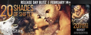 $25 #Giveaway Excerpt 20 SHADES OF SHIFTERS ANTHOLOGY  Ends 2.21