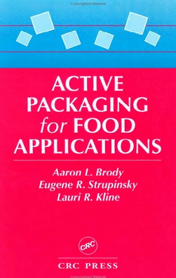 Front cover of Active Packaging for Food Applications
