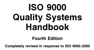 ISO 9000 Quality Systems handbook download