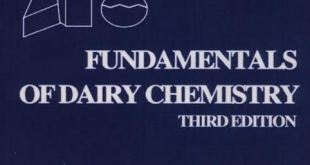 Fundamentals of Dairy Chemistry