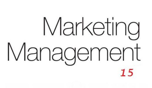 Marketing Management 15th Edition Kotler Keller