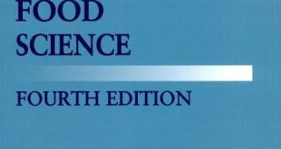 Elementary Food Science pdf 4th edition