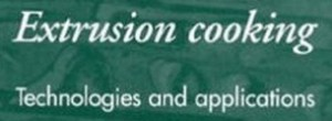 Extrusion Cooking Technologies and Applications