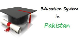 Education System in Pakistan