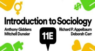 Introduction to Sociology 11th Edition pdf