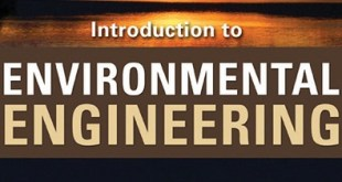 Introduction to Environmental Engineering pdf Book.