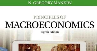 Principles of Macroeconomics 8th edition
