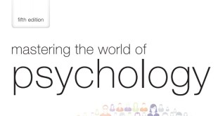 Mastering the world of psychology 5th edition latest pdf.