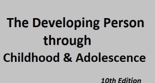 Life Span Human Development 8th Edition Pdf Book Hut