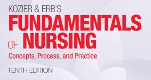 Lozier and Erbs Fundamentals of Nursing 10th edition