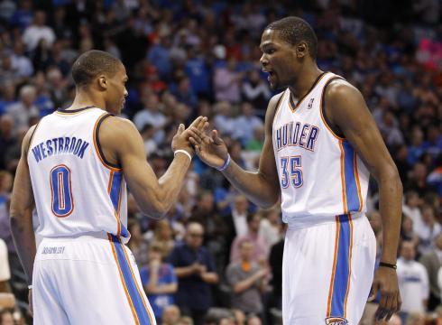 2013 NBA Playoff Predictions: Can anyone beat the OKC Thunder?