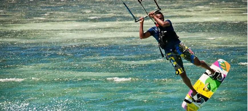 Babaomby Madagascar, le paradis du kitesurf