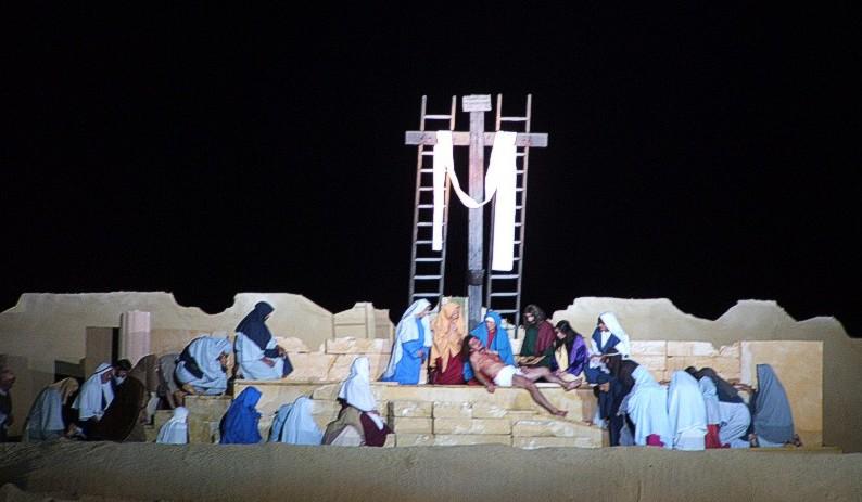 La Passione di Cristo Sordevolo Biella