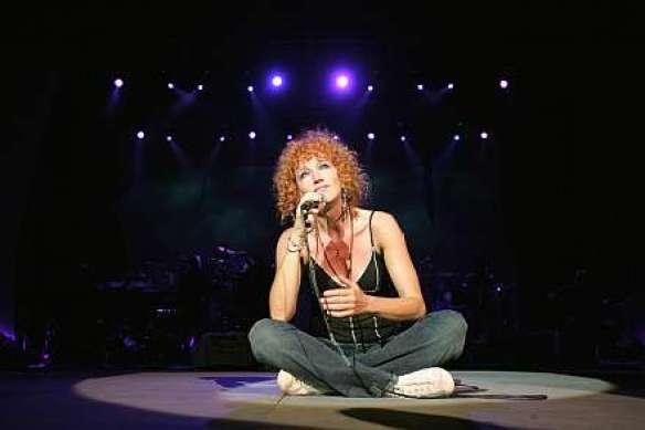 Fiorella Mannoia in concerto a Grugliasco