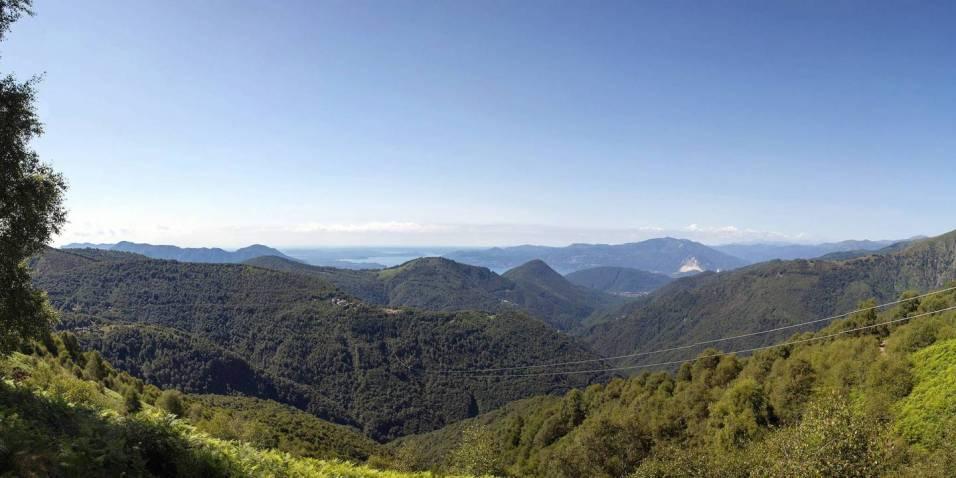 Lago Maggiore Marathon Pernottamento e Zip-line panorama