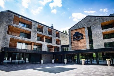 Hotel La Vetta