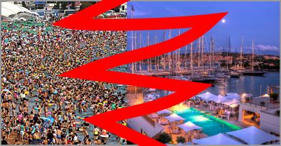 la scelta del turismo