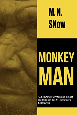 monkey man, M N SNow, cyberpunk