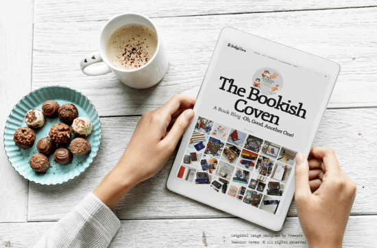 header sunday post bookish cover. Designed by rawpixel.com / Freepik