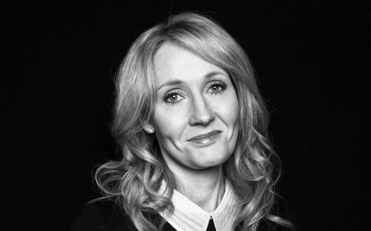 Author's Corner: J K Rowling