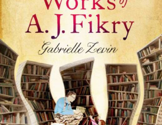 The Collected Works of A J Fikry by Gabrielle Zevin | The Bookish Elf