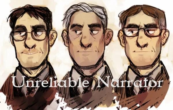 Unreliable Narrator | The Bookish Elf