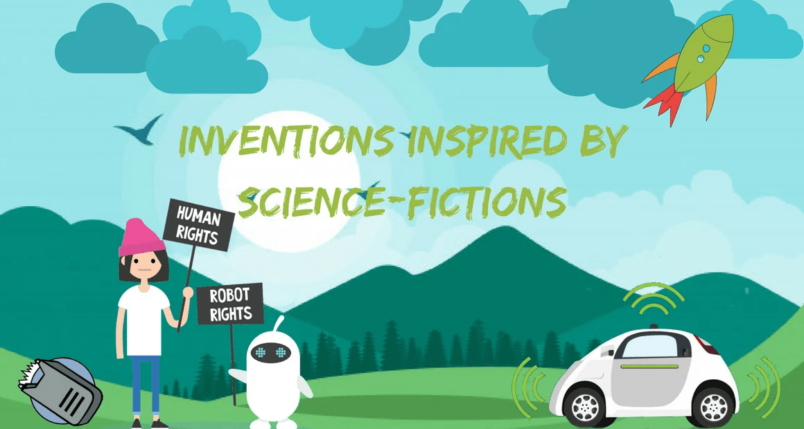 6 Pioneering Inventions Inspired by Science Fiction