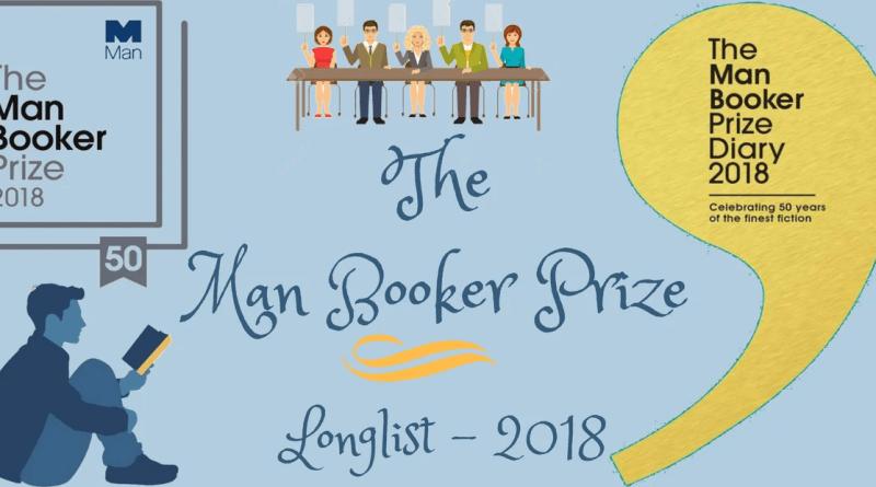 Man Booker Prize Longlist - 2018