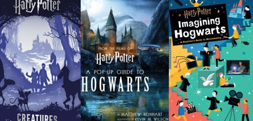 3 New Harry Potter Books Are Coming Out This Christmas