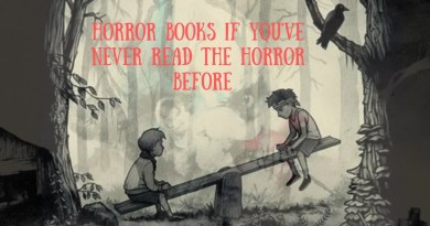 Horror Books if You've never read the horror before