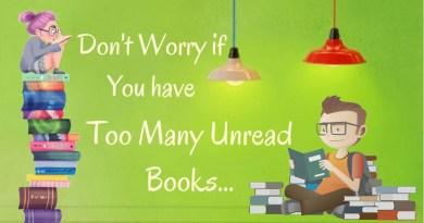 Too Many Unread Books