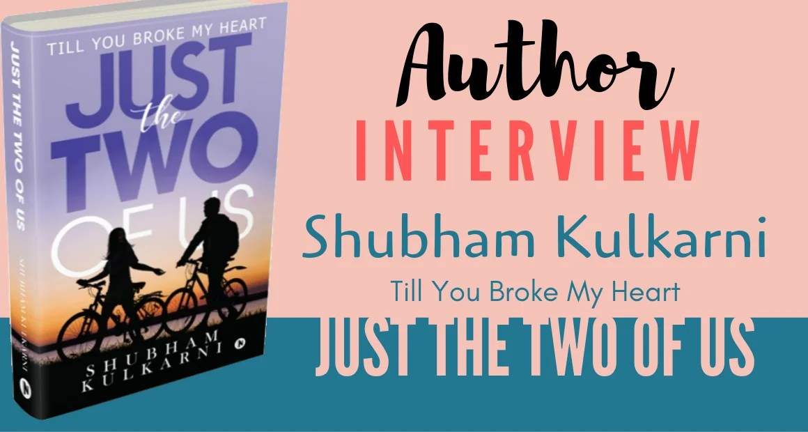 Author Interview: Shubham Kulkarni