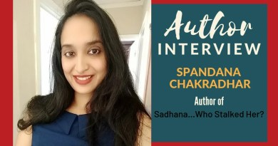 Author Interview - Spandana Chakradhar - 1