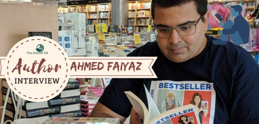 Author Interview: Ahmed Faiyaz
