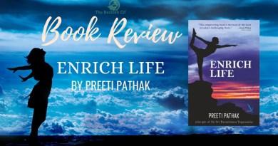 Book Review - Enrich Life by Preeti Pathak