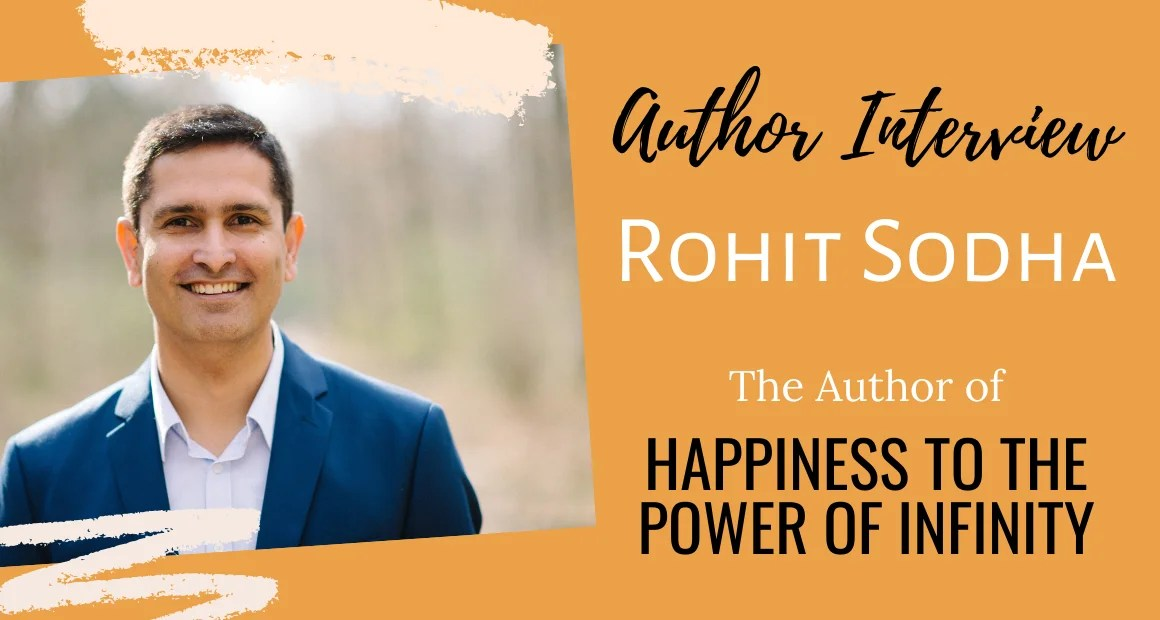 Author Interview: Rohit Sodha