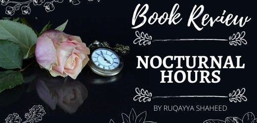 Book Review: Nocturnal Hours by Ruqayya Shaheed