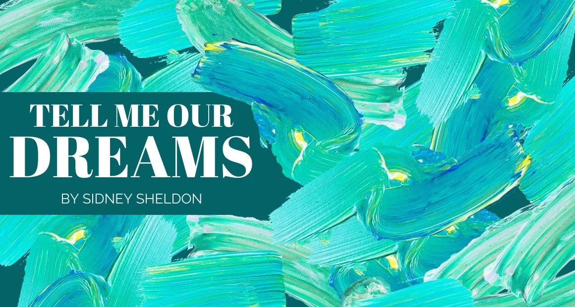 Book Review: Tell Me Your Dreams by Sidney Sheldon
