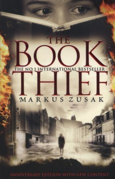 Book Review - The Book Thief by Markus Zusak