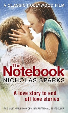 Book Review - The Notebook by Nicholas Sparks