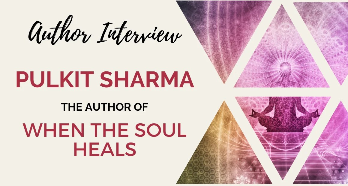 Author Interview: Pulkit Sharma
