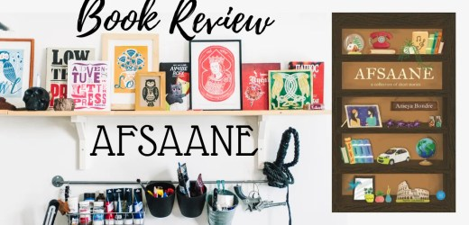 Book Review: Afsaane by Ameya Bondre