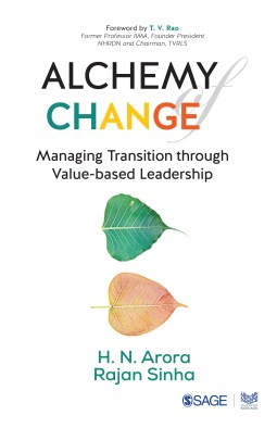 Book Review - Alchemy of Change