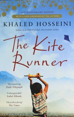 Book Review - The Kite Runner by Khaled Hosseini