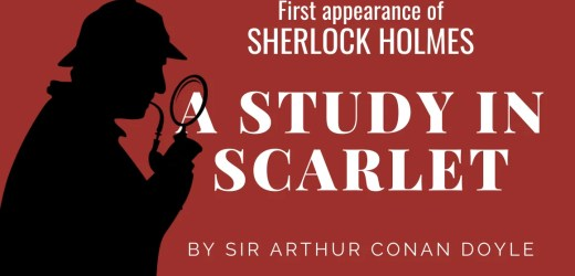 Book Review: A Study in Scarlet by Sir Arthur Conan Doyle