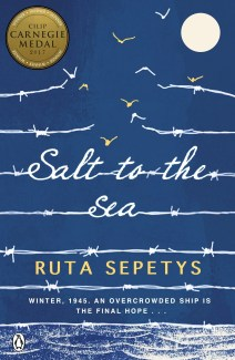 Book Review - Salt to the Sea by Ruta Sepetys